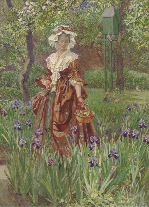 Eleanor Fortescue-Brickdale, R.W.S. (1871-1945)