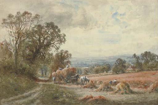 Henry John Kinnaird (fl.1880-1920)