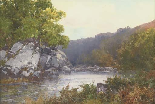 Frederick John Widgery (1861-1942)