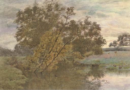 Wilmot Pilsbury, R.W.S. (1840-1908)