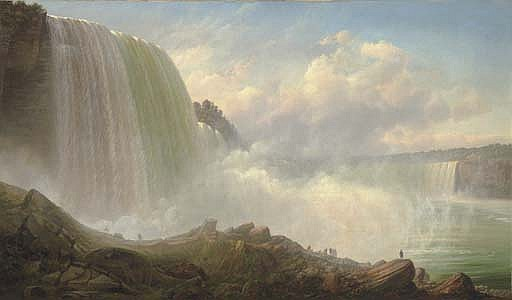 View of Niagara Falls