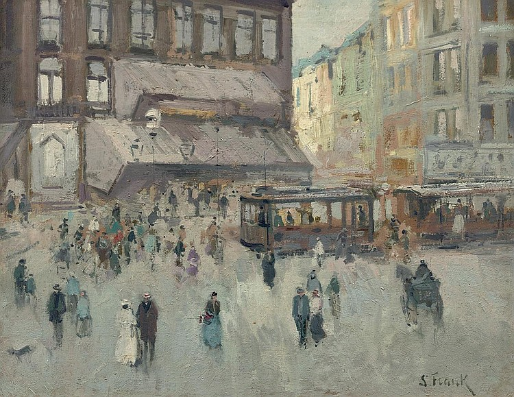 Lucien Frank (1857-1920)