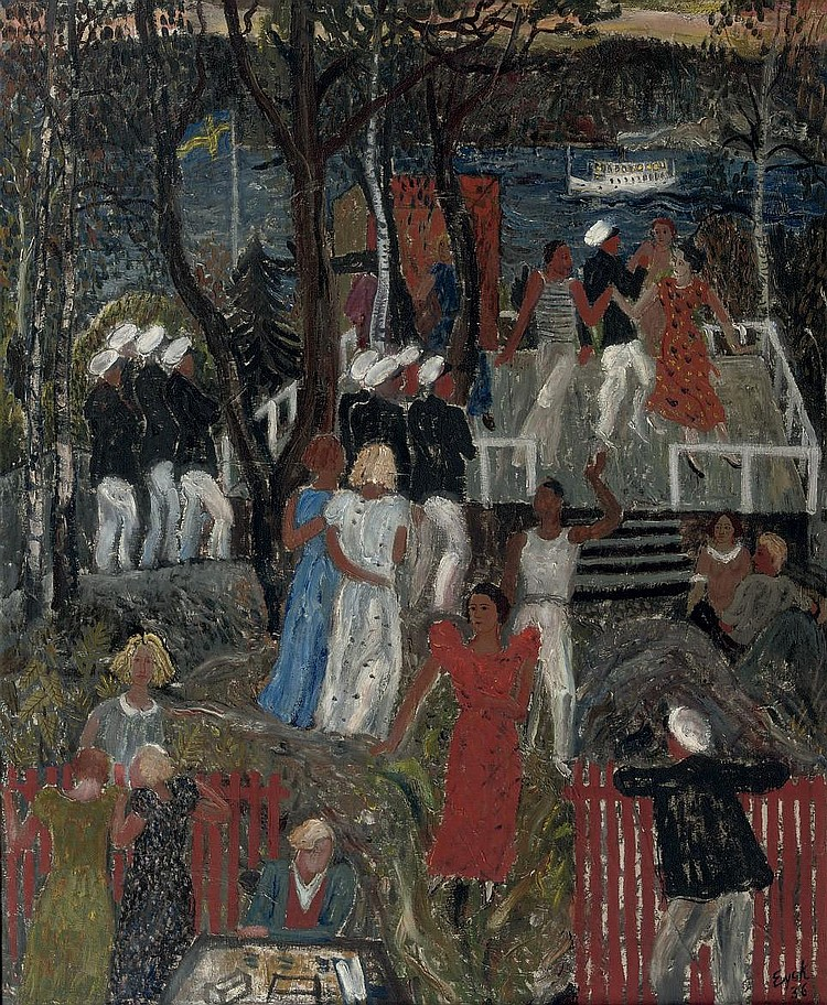 Charles Eyck (1897-1987)