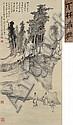 ZHANG DAQIAN (1899-1983) , Shanshen Yang, Click for value