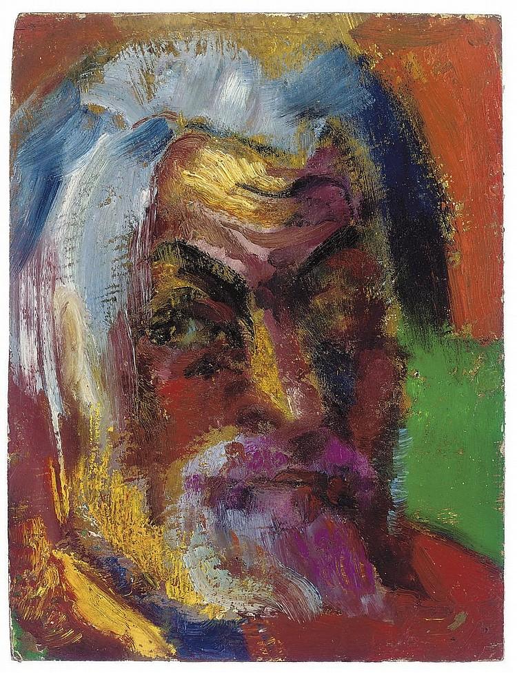 Sven Berlin (1911-1999)