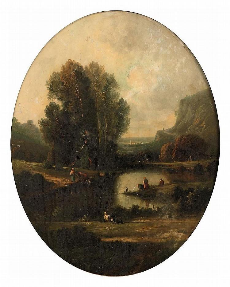 Henri Francois Perret (circa 1825)