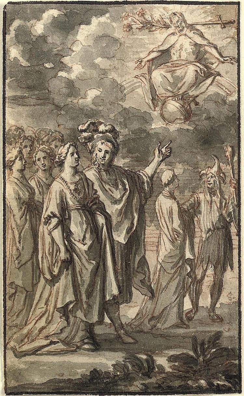 Ottmar Elliger II (Hamburg 1666-1735 St. Petersburg)
