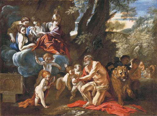 Pietro Testa (Lucca 1612-1650 Rome)