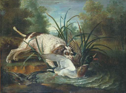 Christophe Huet (Pontoise 1700-1759 Paris)