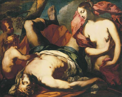 Francesco Ruschi (Rome before 1610-1661 Venice)