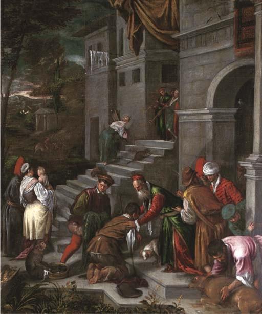 Studio of Francesco da Ponte, called Francesco Bassano (Bassano del Grappa 1549-1592 Venice)