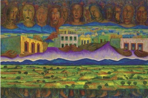 Rodolfo Morales (Mexican 1925-2001)