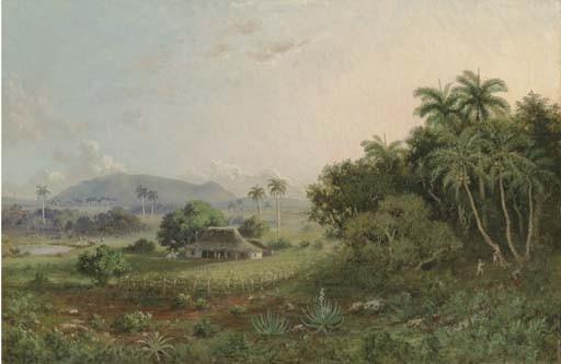 Esteban Chartrand (Cuban 1824-1884)