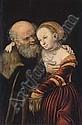 Lucas Cranach II (Wittenberg 1515-1586 Weimar), Lucas The Younger Cranach, Click for value