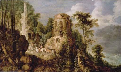 Roelandt Savery (Kortrijk 1576-1639 Utrecht)