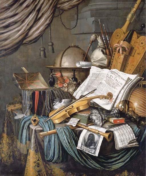 Edwaert Collier (Breda c. 1640-1708 London)