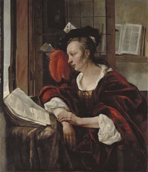 Gabriel Metsu (Leiden 1629-1669 Amsterdam)