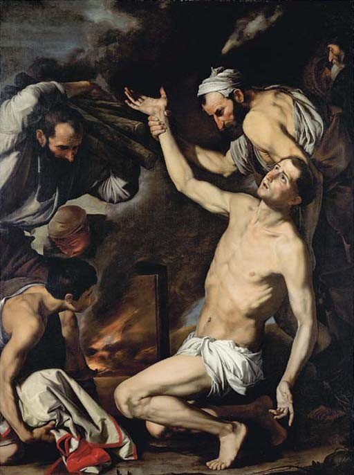 Jusepe de Ribera, lo Spagnoletto (Játiva, Valencia 1591-1652 Naples)