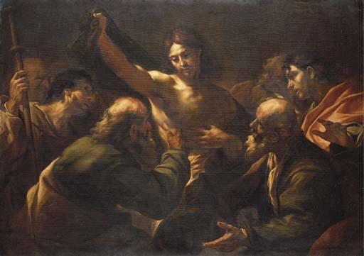 Giovan Battista Beinaschi (Fossano, nr. Turin 1636-1688 Naples)