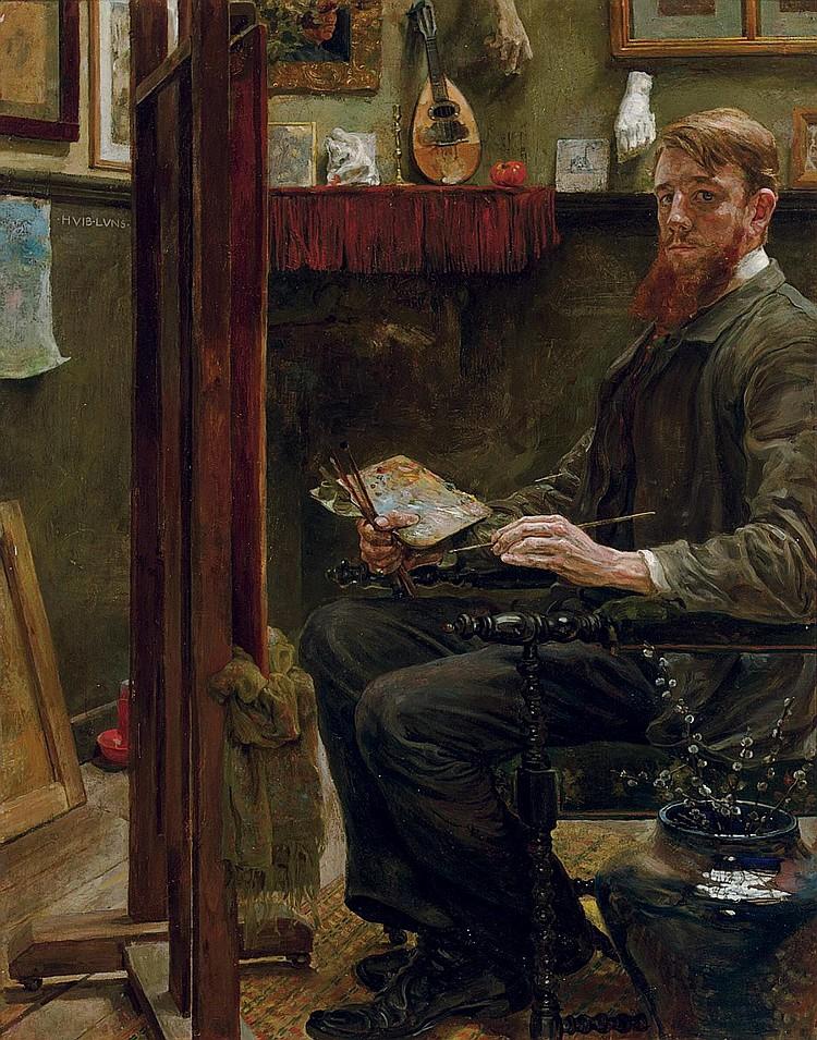 Hubert Marie Huib Luns (Paris 1881-1942 Amsterdam)