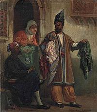 Jan Baptist Huysmans (Belgian, 1826-1906)