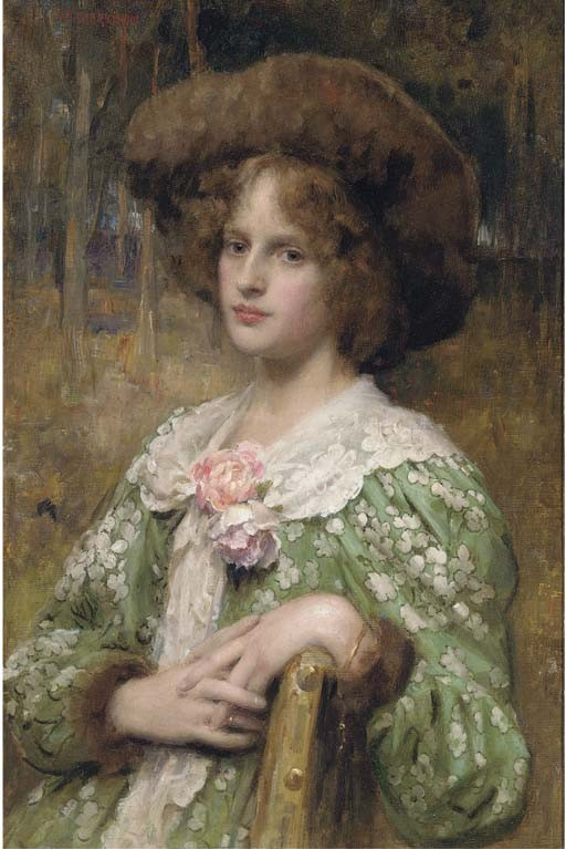 Robert Edward Morrison, R.C.A. (1852-1925)