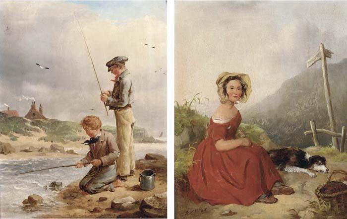 Isaac Henzell (Fl.1854-1875)