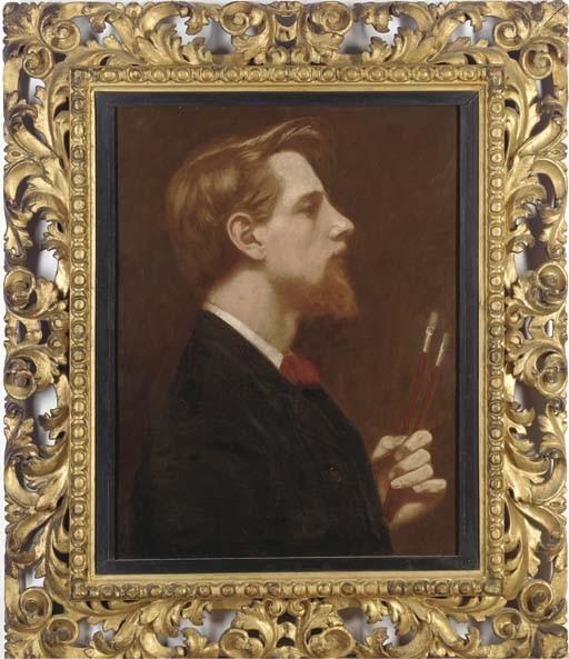 Thomas Cooper Gotch, R.B.A., R.I. (1854-1931)