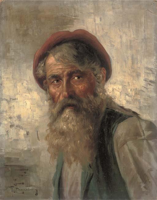 Raffaele Frigerio (Italian, 19th Century)