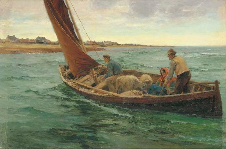 William Henry Bartlett (1858-1932)