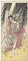 KATSUKAWA SHUNKO (1743-1812)