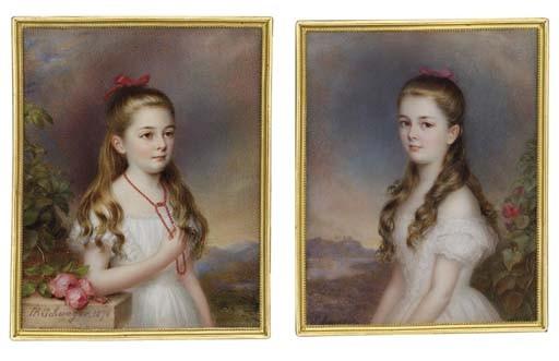 RICHARD SCHWAGER (AUSTRIAN, 1822-1880)