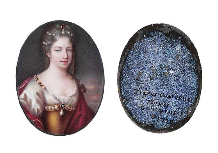 ROBERT GARDELLE (SWISS, 1682-1766) AND DANIEL GARDELLE (SWISS, 1679-1753)