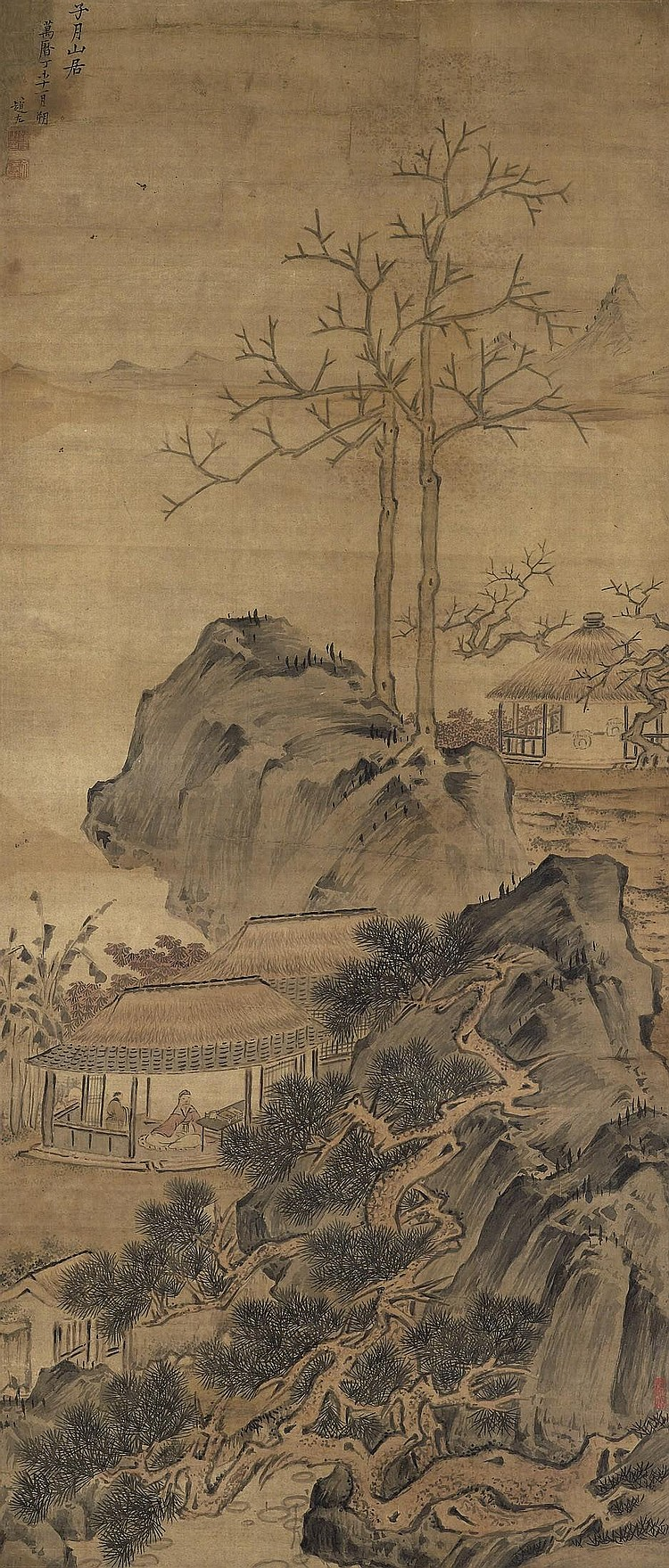 ZHAO ZUO (1570-AFTER 1633)