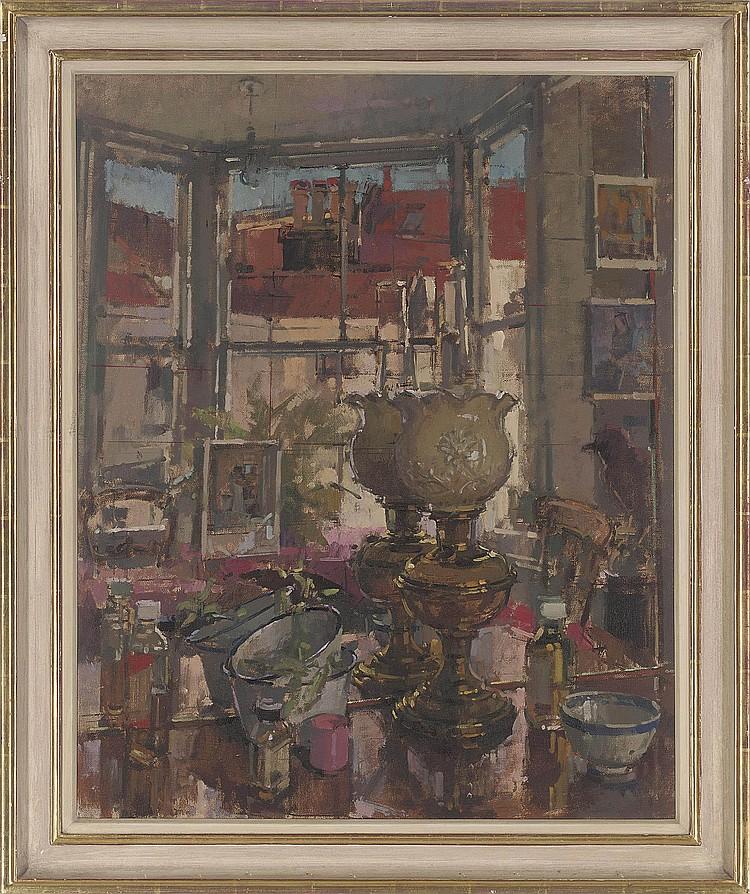 John Martin, R.B.A. (b. 1957)
