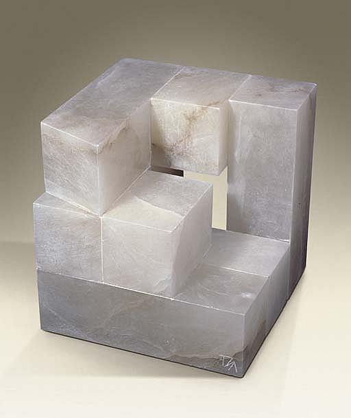 Cubos abiertos espacios interiores, retenciones de luz