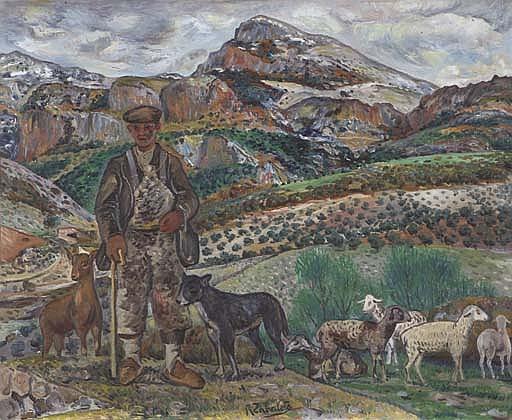 El pastor Felix