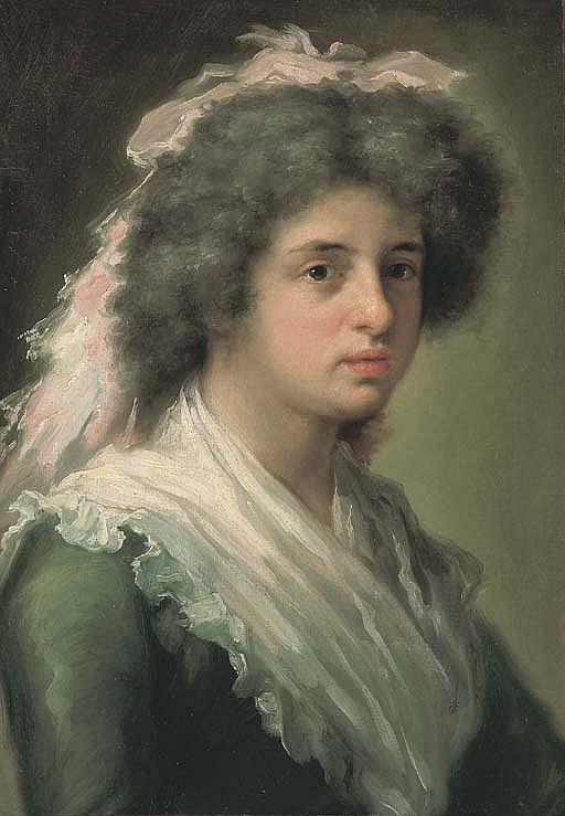 Retrato de Feliciana Bayeu, hija del pintor