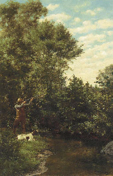 JOHN MARTIN TRACY (1844-1893)