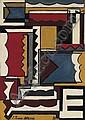 Estructura con formas trabadas, Joaquín Torres García, Click for value