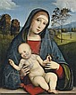The Madonna and Child, Francesco Francia, Click for value