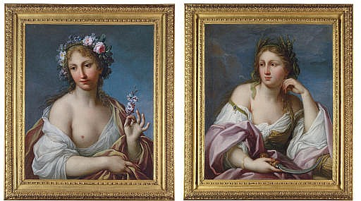 Ceres; and Flora
