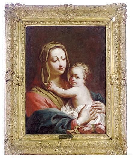 Attributed to Giovanni Battista Crosato (Italian, circa 1685-1758)
