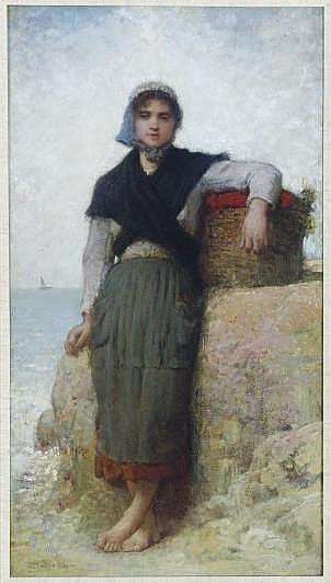 Alfred Feyen Perrin (French, 1860-1911)