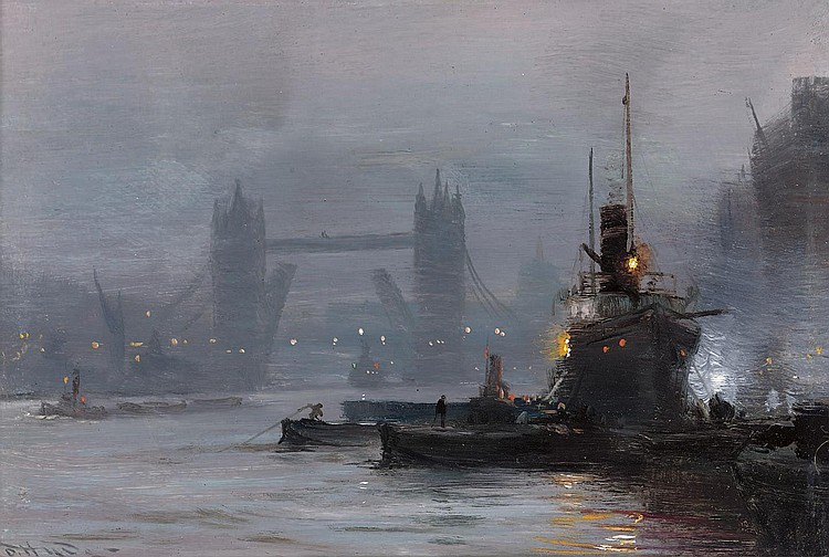 George Hyde Pownall (1876-1932)
