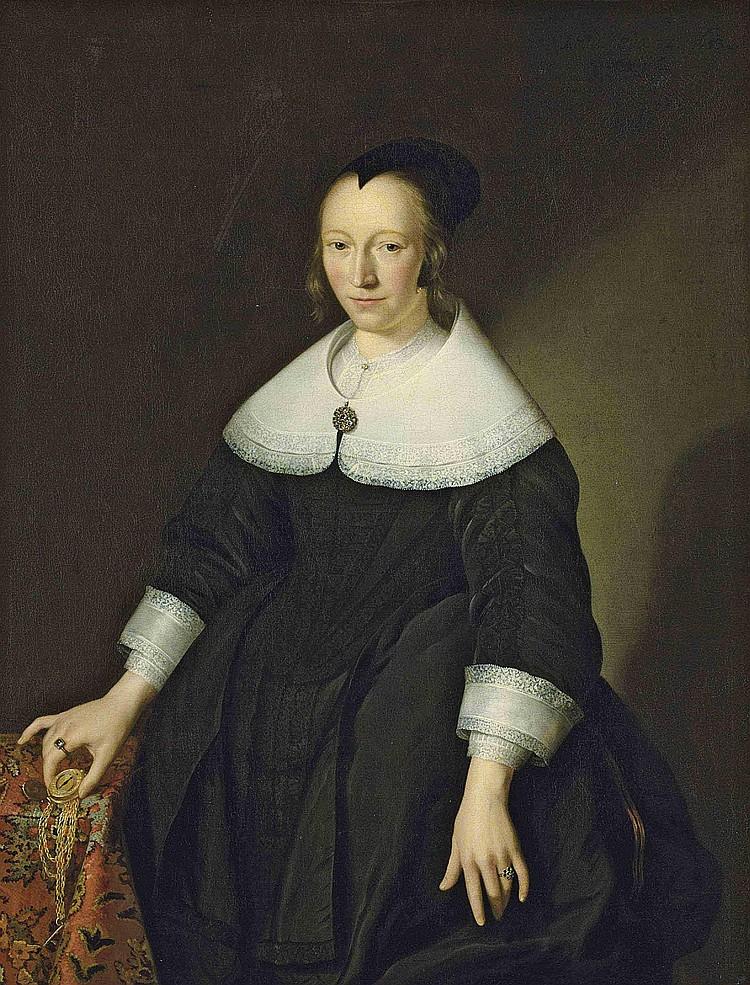 Jan Albertsz. Rootius (Medemblik 1615-1674 Hoorn)