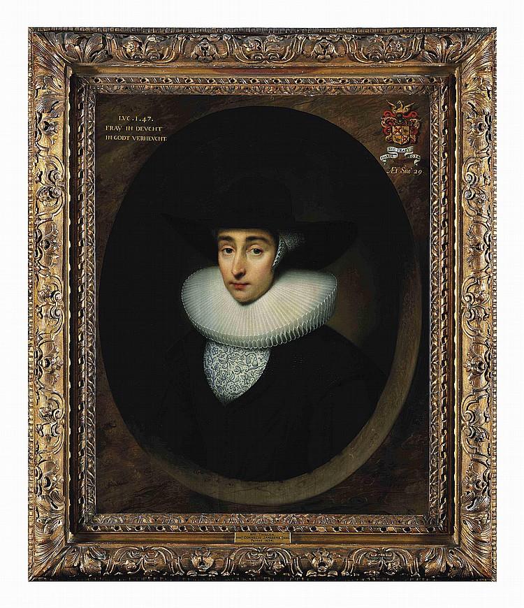 Cornelis Jonson van Ceulen (London 1593-1661 Utrecht)