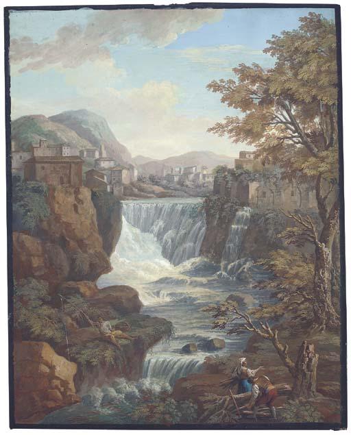 Charles-Louis Clérisseau (Paris 1721/2-1820 Auteuil)