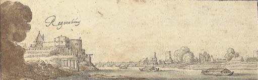 Wenceslaus Hollar (Prague 1607-1677 London)