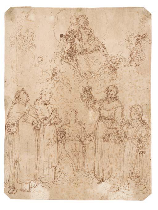 Giovanni Battista della Rovere, il Fiammenghino (Milan <I>circa</I> 1575-<I>circa</I> 1640)